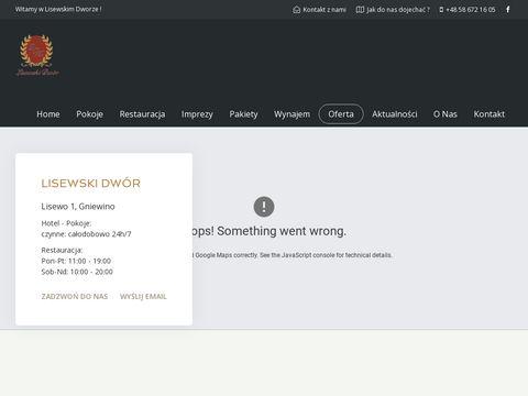 Lisewskidwor.pl wesele w plenerze