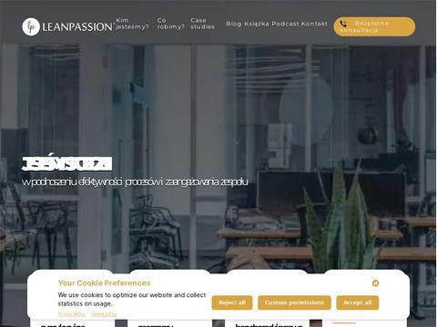 Leanpassion.pl Polska