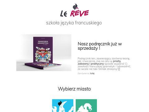 Le Reve Francuski Opole