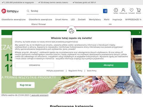 Lampy.pl - oświetlenie LED