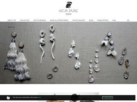 Lucjazajac.com modne ozdoby do włosów