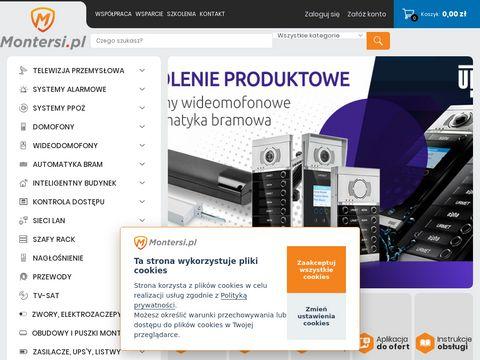 Montersi.pl - telewizja przemysłowa