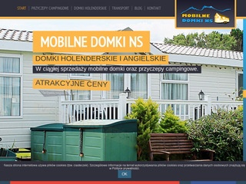 Mobilnedomkins.pl holenderskie - angielskie