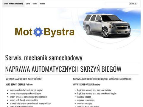Motobystra.pl - auto serwis Bielsko