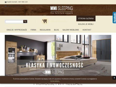Mmisleeping.pl meble drewniane
