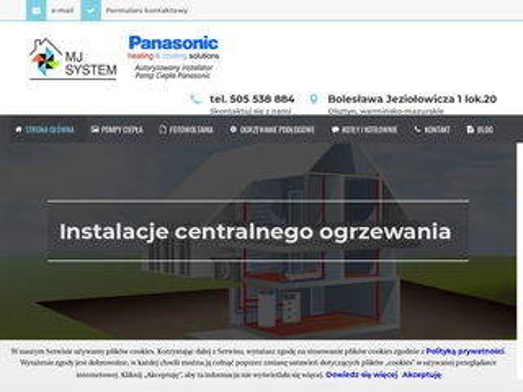 Mjsystemolsztyn.pl fotowoltaika
