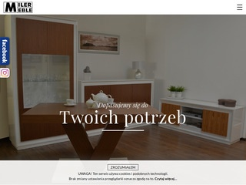 Miler.com.pl meble Dobrodzień