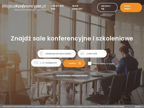 Kiejscakonferencyjne.pl konferencje