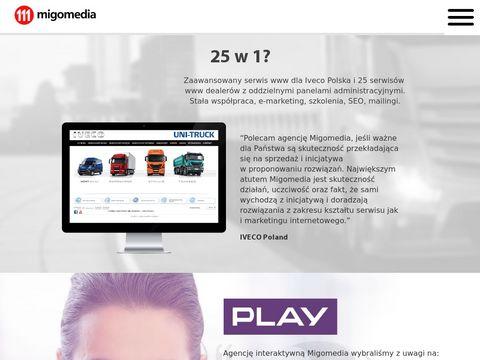 Agenacja Interaktywna - Migomedia