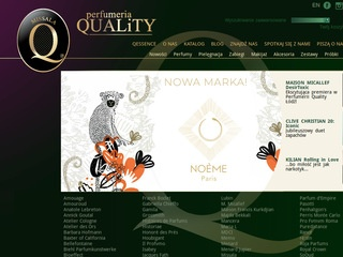 Missala.pl perfumy ekskluzywne