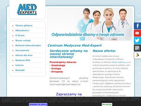 Med-Expert ginekolog Warszawa praga