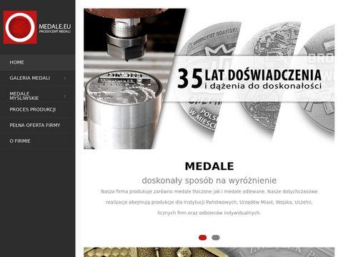 Medale.eu producent medali