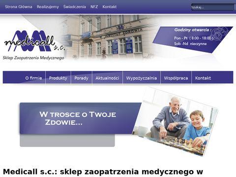 Medicall cewniki Piotrków Trybunalski