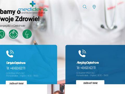 Medidens leczenie zębów Częstochowa