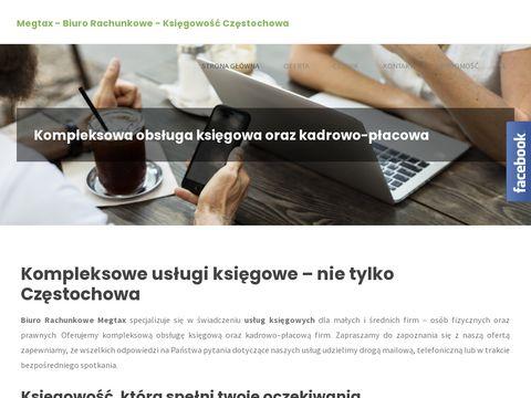 Megtax.pl biuro rachunkowe