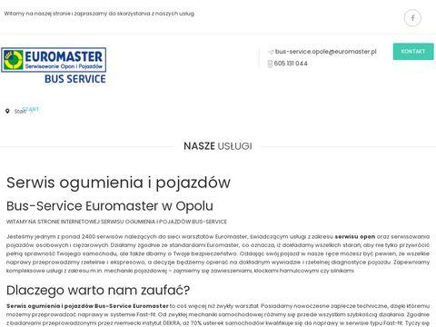Mechanika-opole.pl wulkanizacja