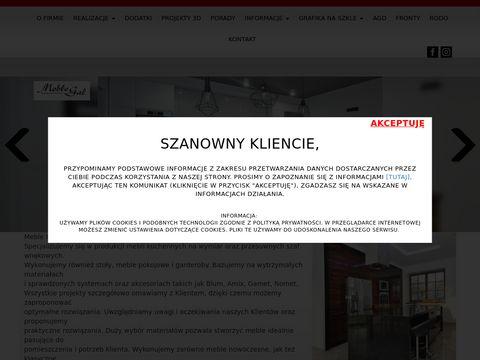 Meblegal.com.pl na wymiar Będzin