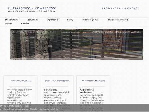 Metalfence.pl bramy i ogrodzenia