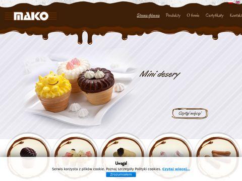 Makorogowo.pl pyszne deserowe sękacze