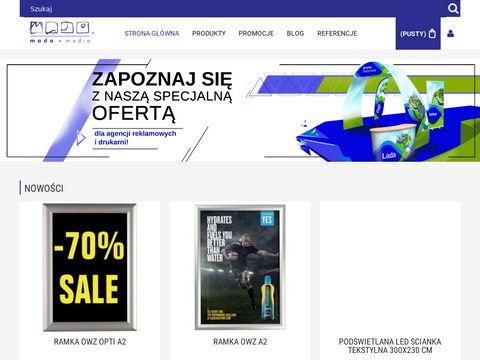 Mado-Media systemy reklamowe