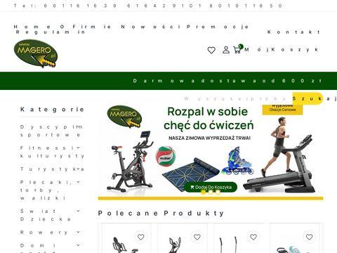 Magero.pl sklep sportowy