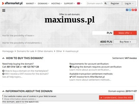 Maximuss.pl - makijaż Warszawa