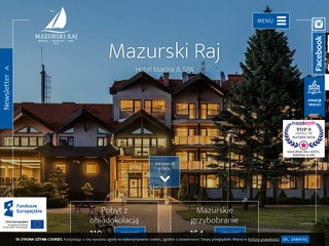 Mazurskiraj.pl - konferencje Mazury