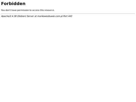Markoweobuwie.com.pl - Obuwie