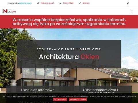 Multiko - okna, drzwi i bramy na Śląsku