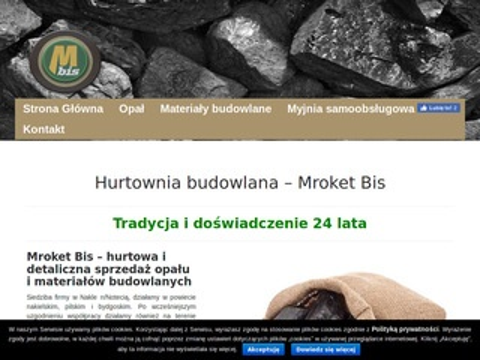 Mroket-Bis cement lafarge Nakło