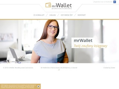 Mr. Wallet - usługi finansowe