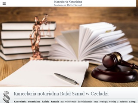 Rafał Szmal notariusze Sosnowiec
