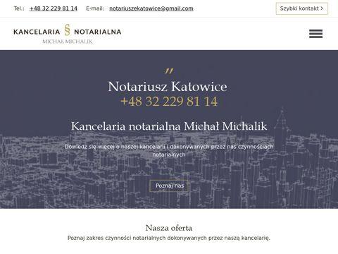 Notariusz-ligota.pl kancelaria