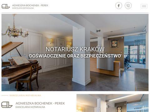 Ludźmierski Bochenek Notariat Kraków