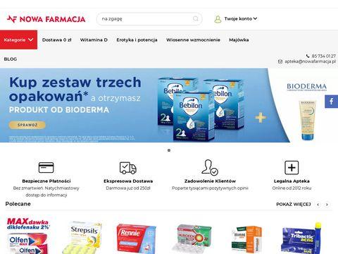NowaFarmacja.pl - apteka internetowa