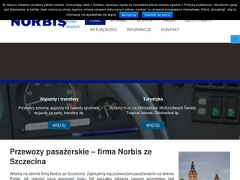 Norbis busy Szczecin