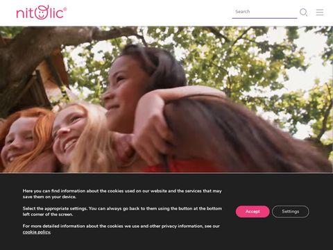 Nitolic.com jak pozbyć się wszy