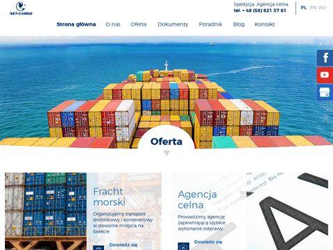 Net-Cargo transport kontenerowy