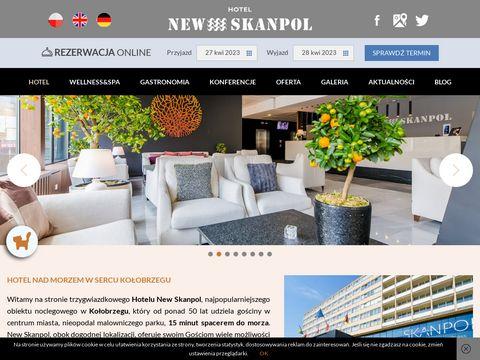 Hotel SPA nad polskim morzem