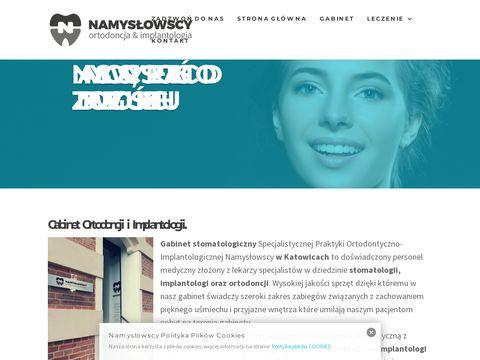 Namysłowscy implanty Katowice