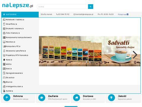 Nalepsze.pl - sklep komputerowy