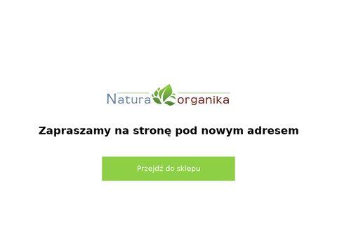Naturaorganika.pl twój eko sklep