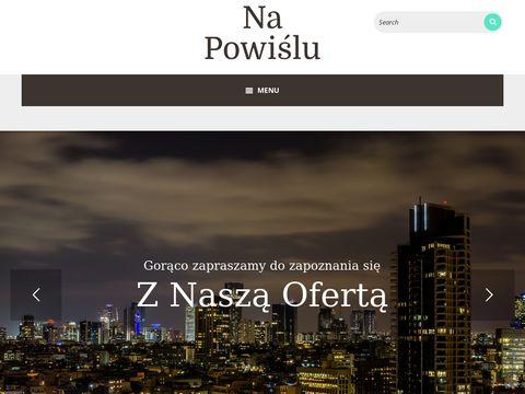 Napowislu.com.pl - apartament Warszawa