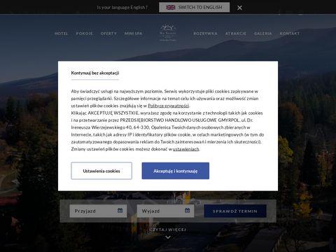 Naskarpie.net - noclegi Szklarska Poręba