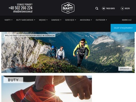 Nartywarszawa.pl - skarpety narciarskie