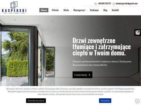 Oknakasperski.pl