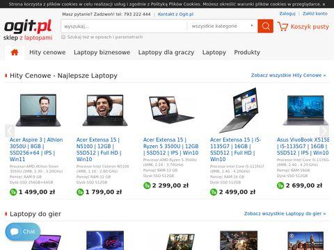 Ogit.pl sklep komputerowy