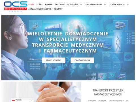 Ocs.pl transport drogowy