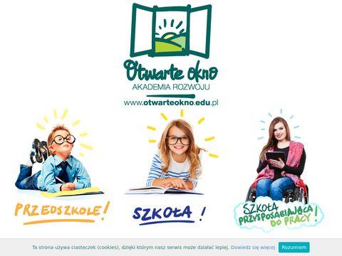 Otwarteokno.edu.pl akademia rozwoju w Tychach