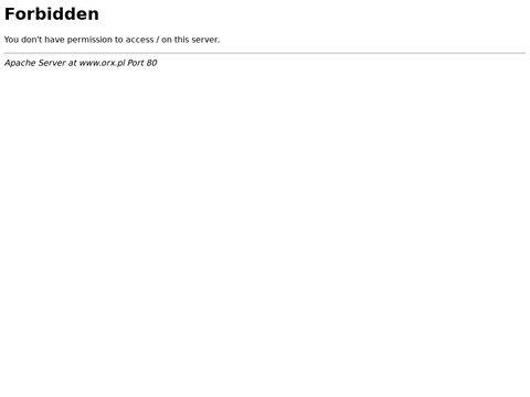 Orx.pl katalog w którym warto być